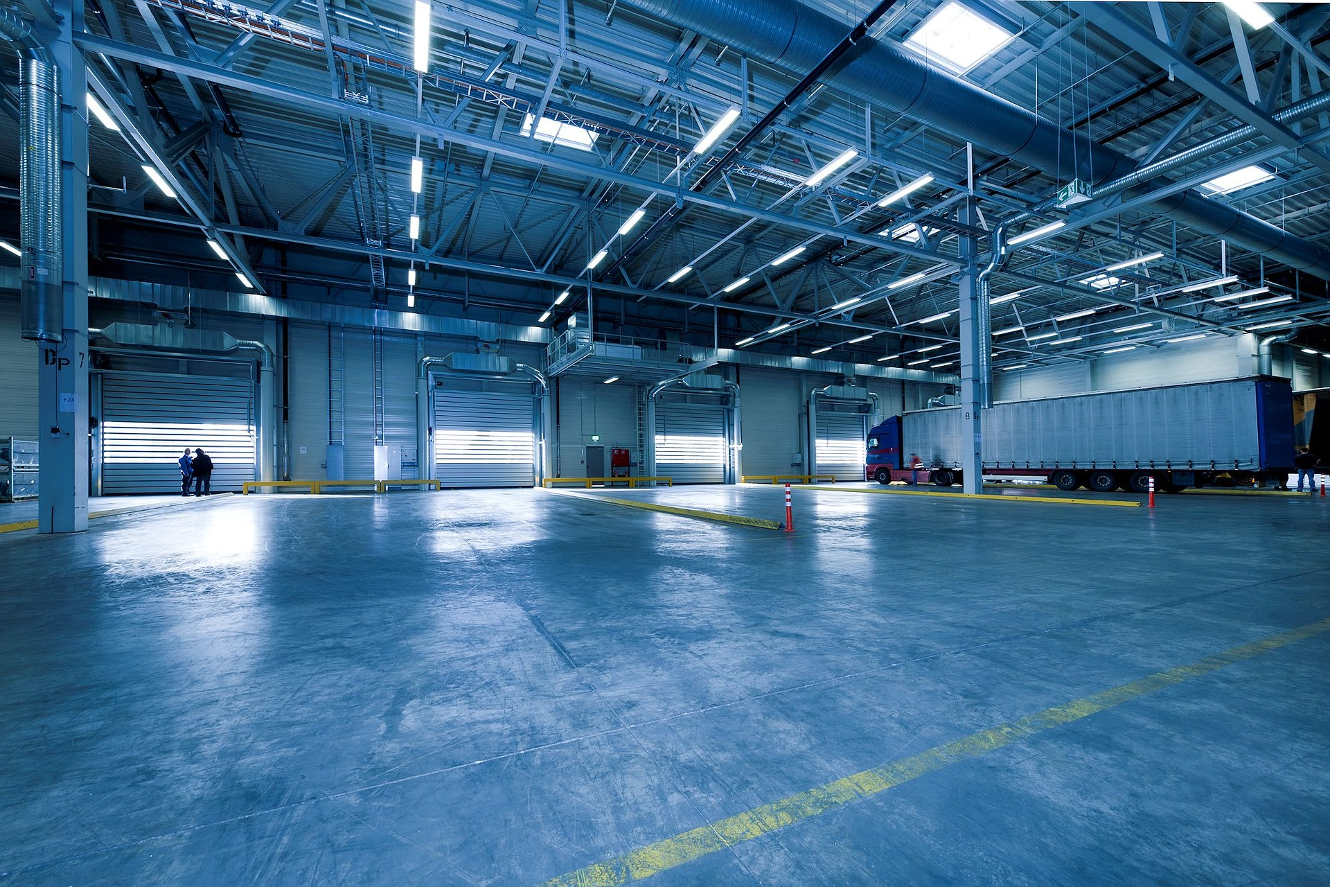 Open Warehouse Space in Los Angeles
