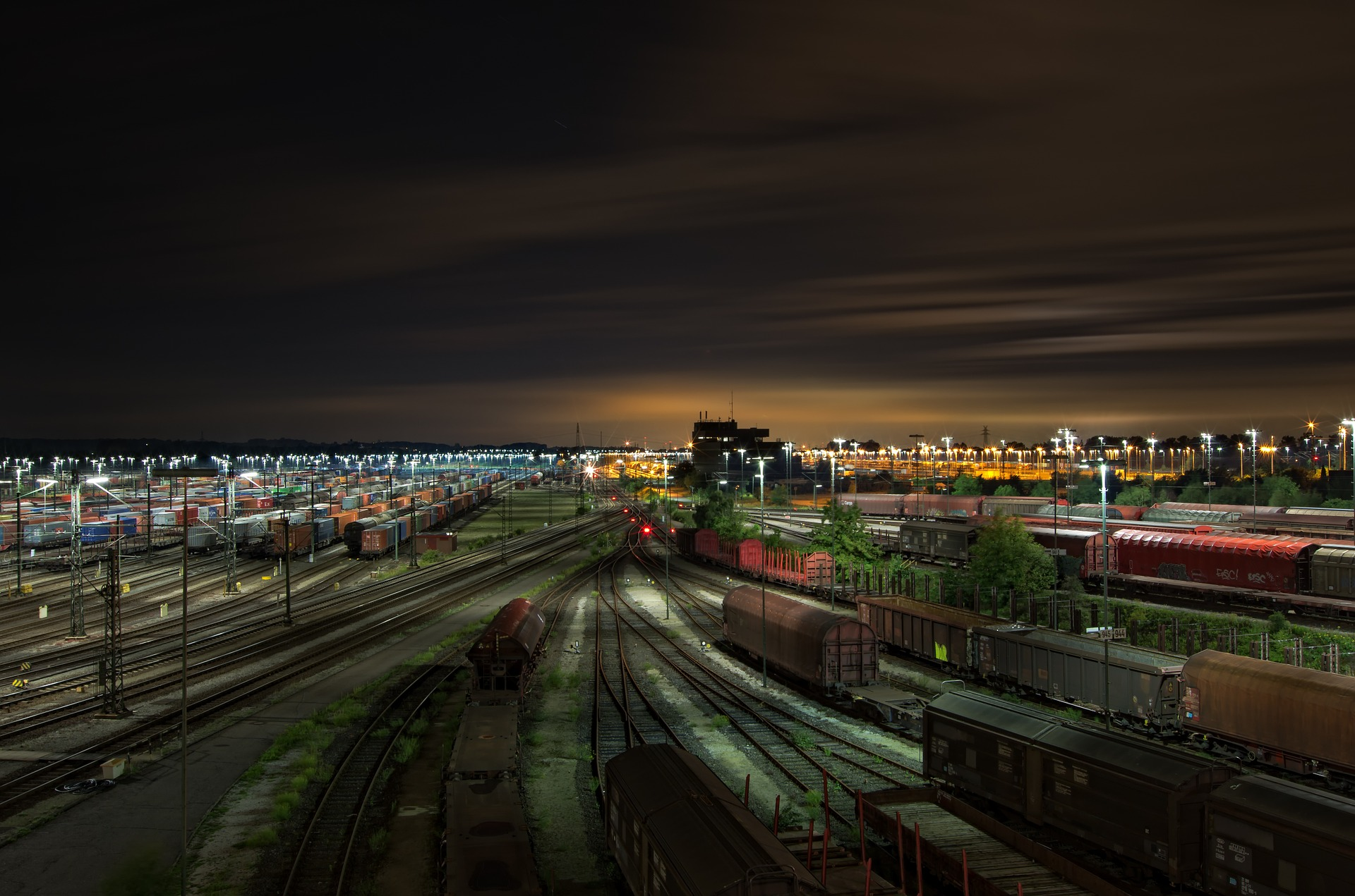 Rail shipping in Los Angeles, Rail Freight in Los Angeles