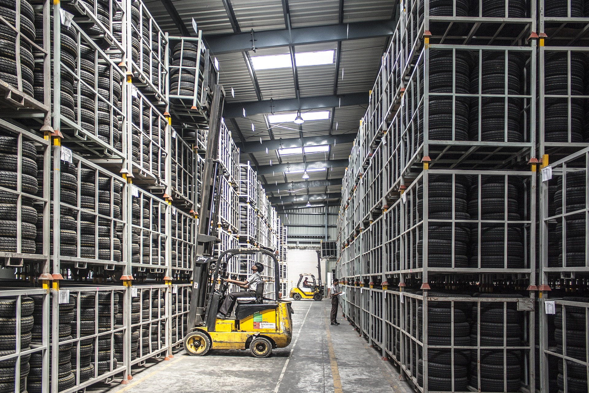 Contract Warehousing in Los Angeles