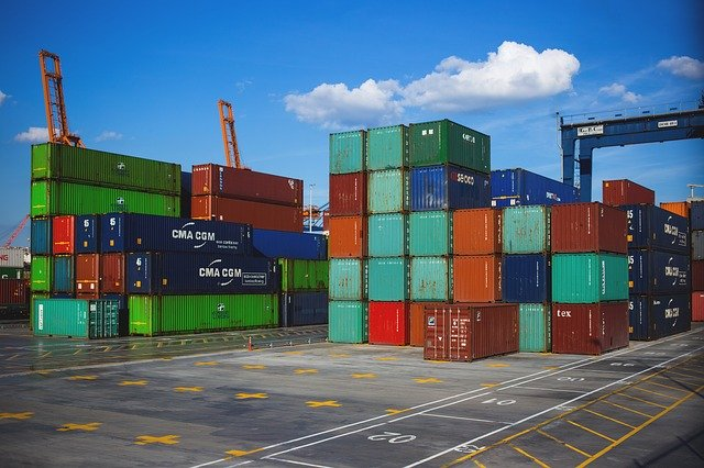 ocean shipping