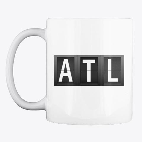 Atlanta Airport Mug