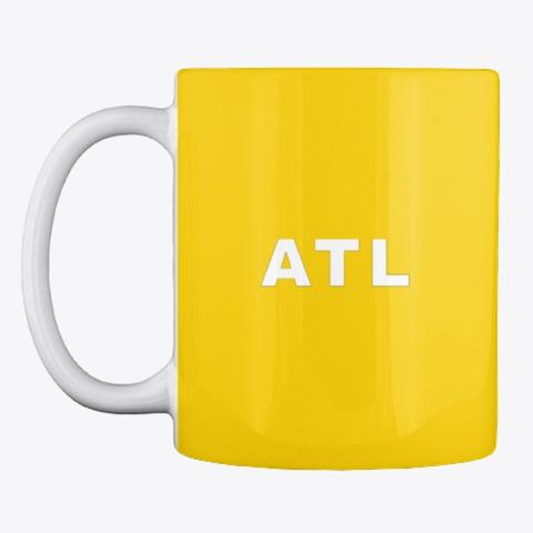 ATL Airport Code Mug