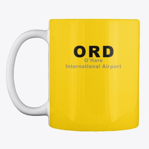 ORD Airport Mug