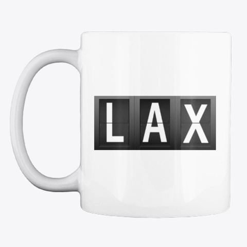 Los AngelesAirport Mug