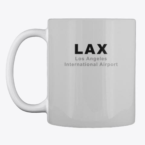 LAX Airport Mug