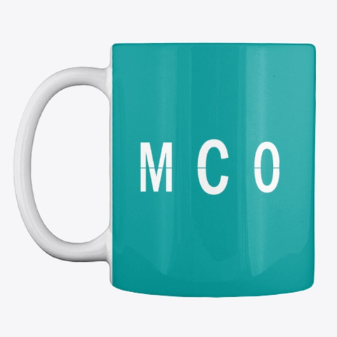 MCO Code Mug