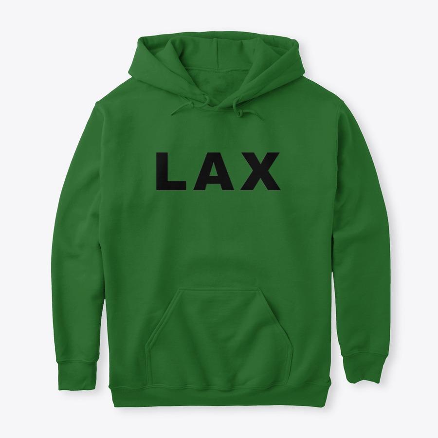 The Los Angeles International Airport LAX IATA Series Pullover Hoodie