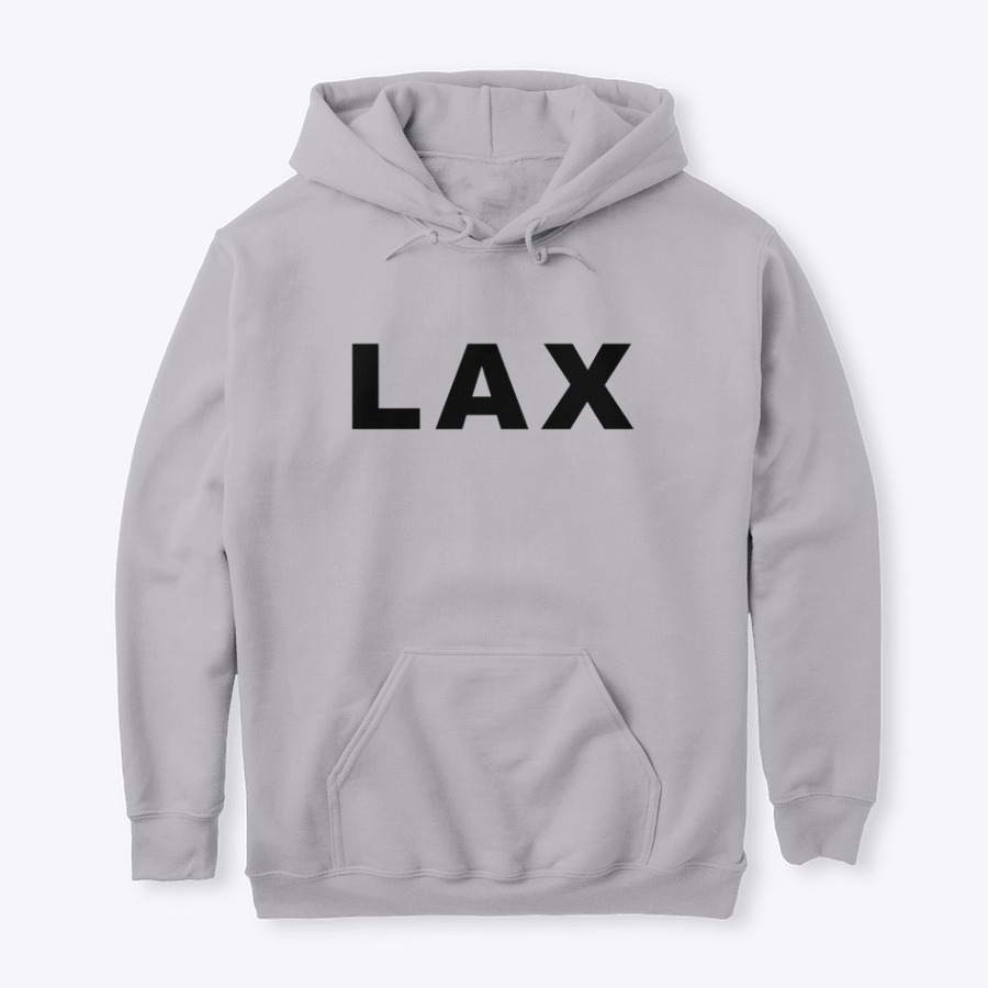 Hartsfield Airport Pullover Hoodie, LAX Hartsfield IATA Hoodies, Hoodie that says lax
