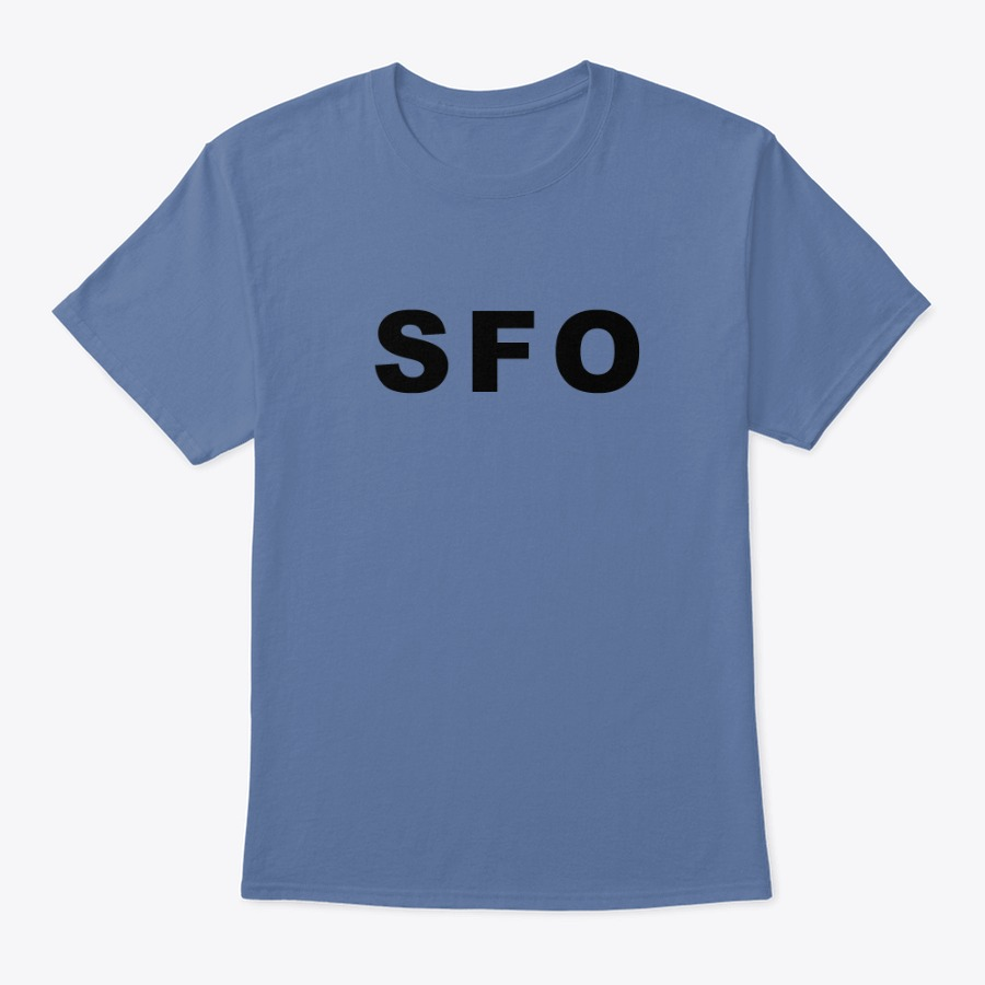 SFO San Francisco Airport IATA tee shirt, San Francisco IATA see shirt