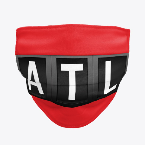 ATL Facemask, Atlanta Facemask