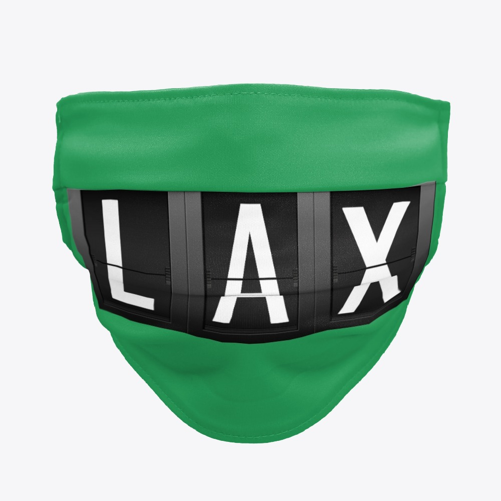 LAX Facemask, Los Angeles Facemask