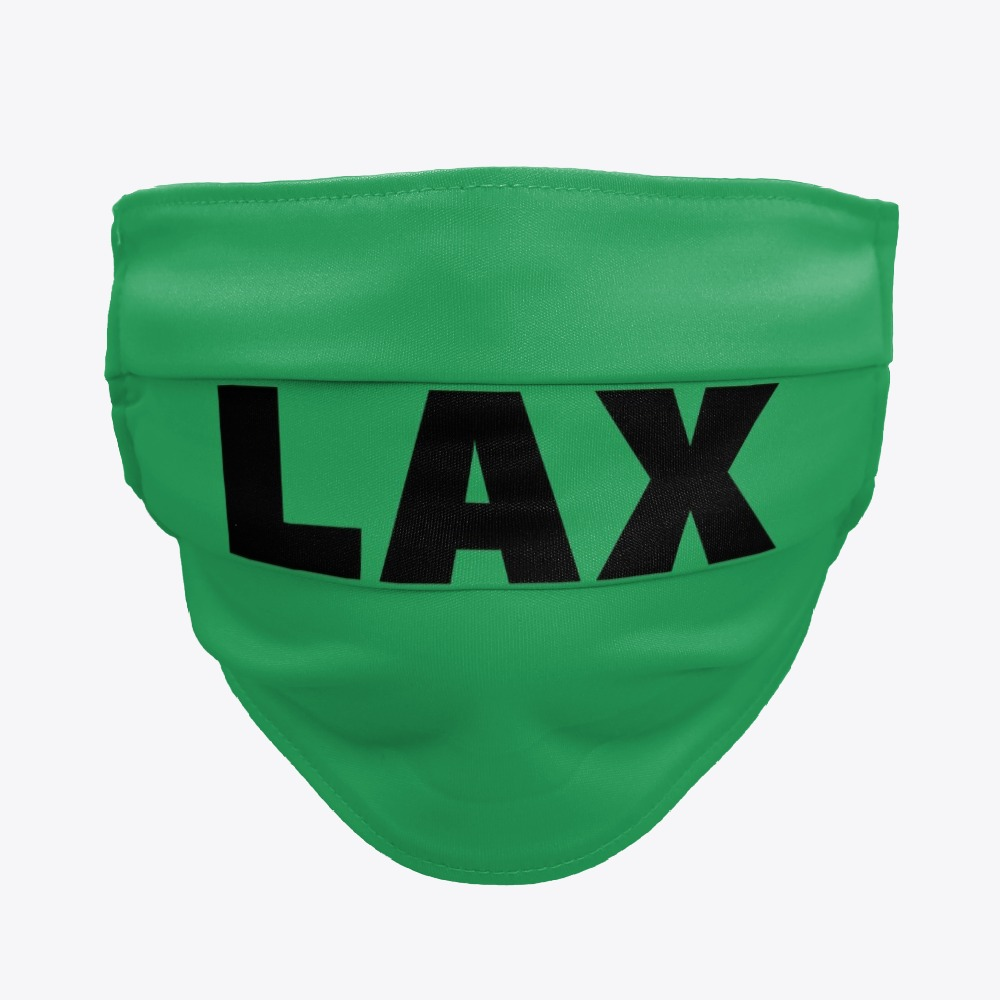 LAX Los Angeles Airport facemasks