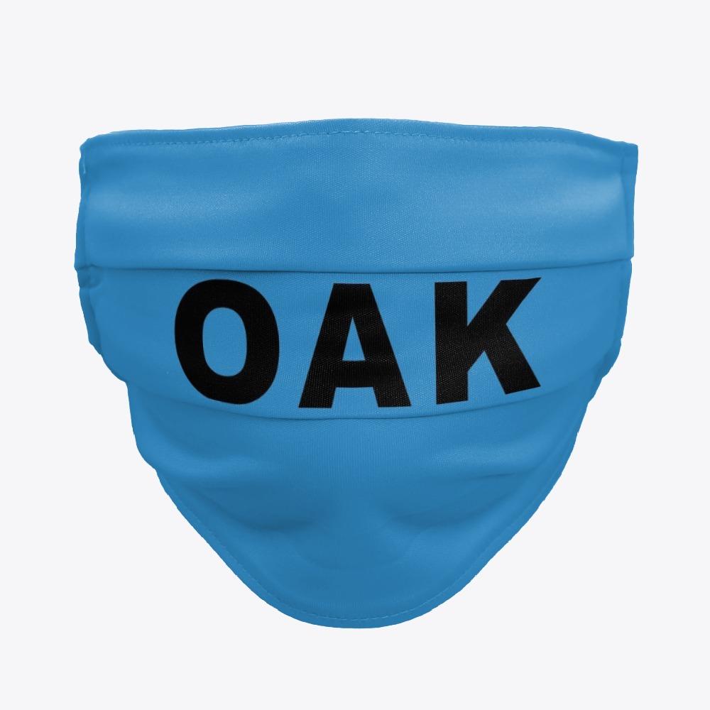 OAK Oakland Airport facemasks