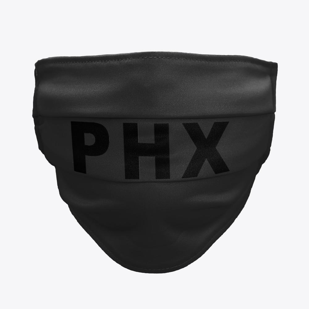 PHX Facemask, Phoenix Sky Harbor Airport Facemask