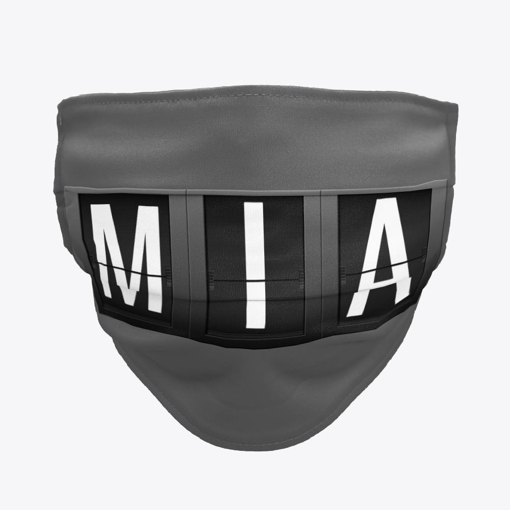 DTWFacemask, Detroit Airport Facemask