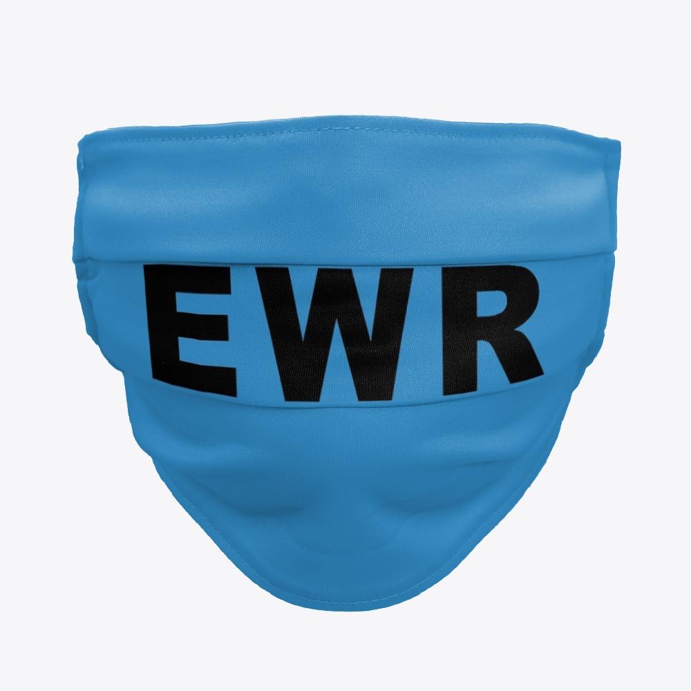EWR Facemask, Newark International Airport Facemask