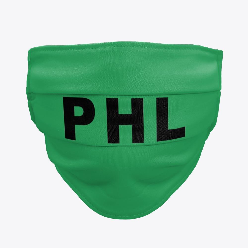 PHL Philadelphia International Airport facemasks