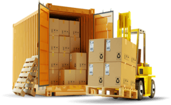 Chicago Freight Distribution & Management Warehouses