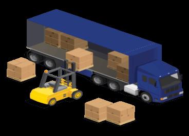 Pennsylvania Logistics Company, Pennsylvania Logistics Services