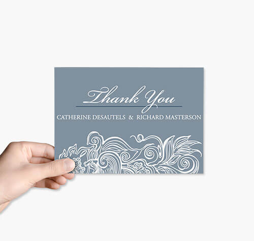 Thank You & Note Cards