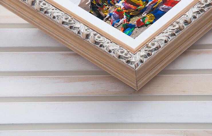 Deluxe Ornate Frame