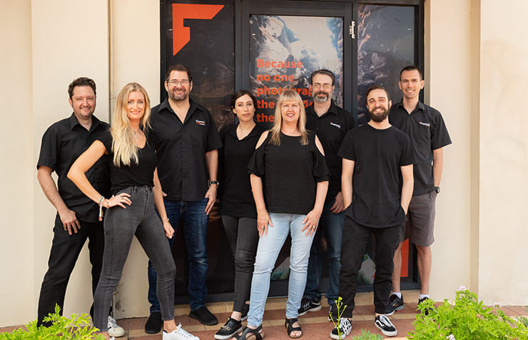 Printing & Design Team