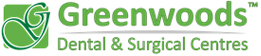greenwoods dental logo