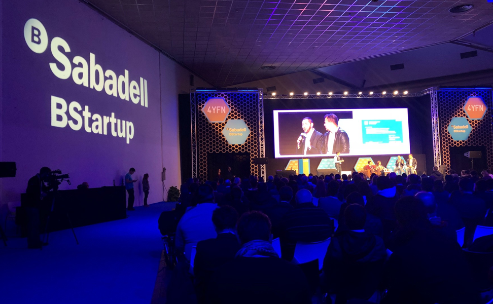 4YFN Connecting Startups & Investors.