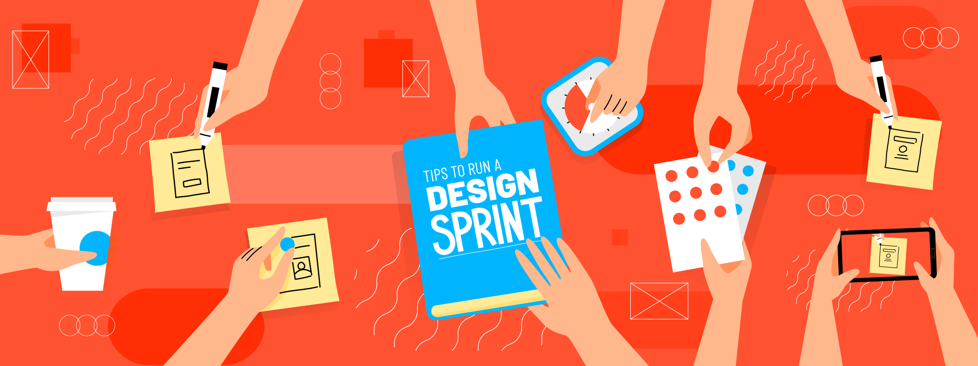 18 Tips to Run a Design Sprint