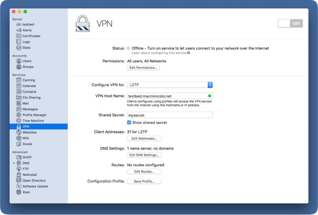 VPN 31