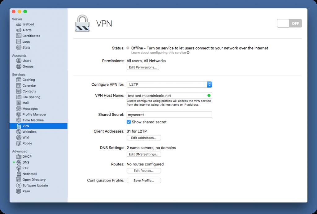 Free vpn server sign up