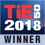 TiE50 2018 Winner