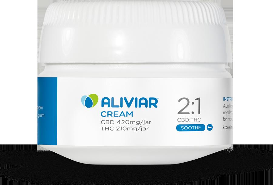 2:1 CBD:THC Cream