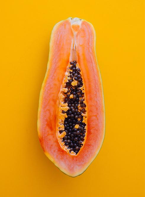 Sensual Papaya