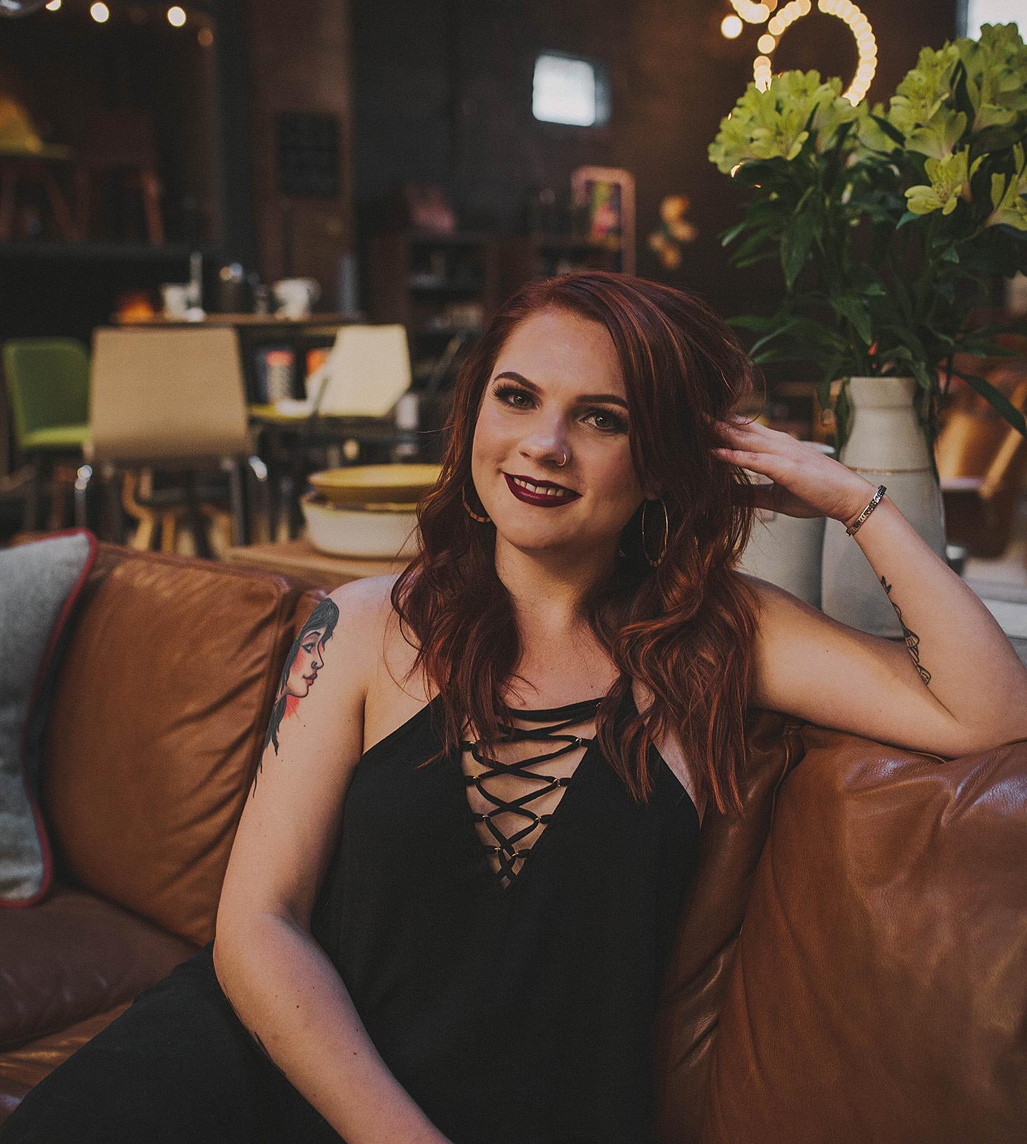 Rose Kalasz Co-Owner of Sex Boutique