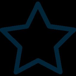 ícone estrela