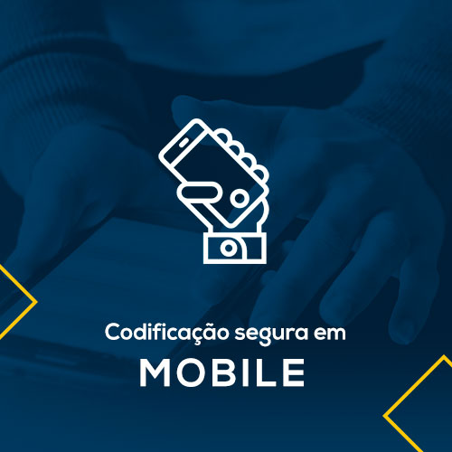 Codificação Segure em mobile
