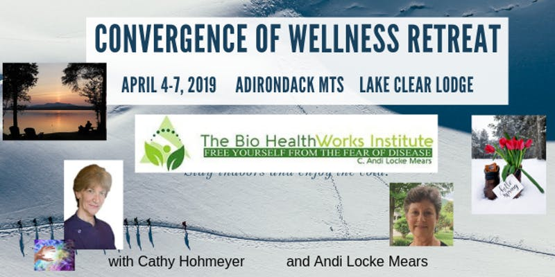 Convergence of Wellness Event - April 2019