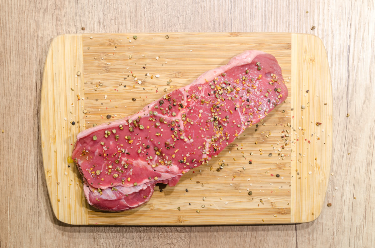 Making your own corn beef