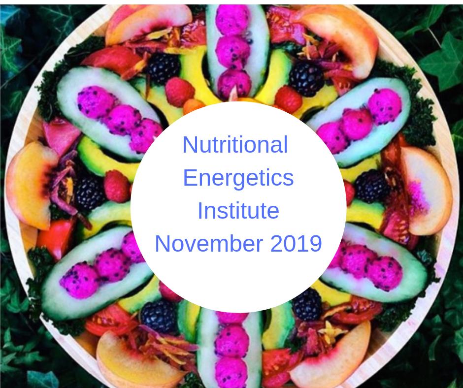 nutritional energetics