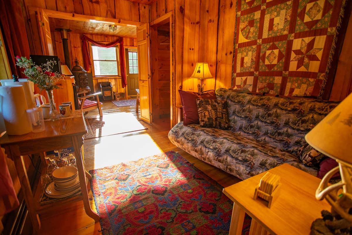 Reflections Suite den area