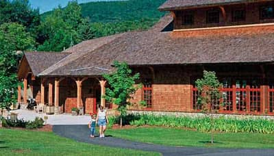 The Adirondack Museum (now Adirondack Experience) in Blue Mountain Lake