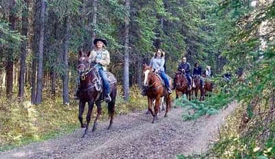 Emerald Springs Ranch Horseback Riding