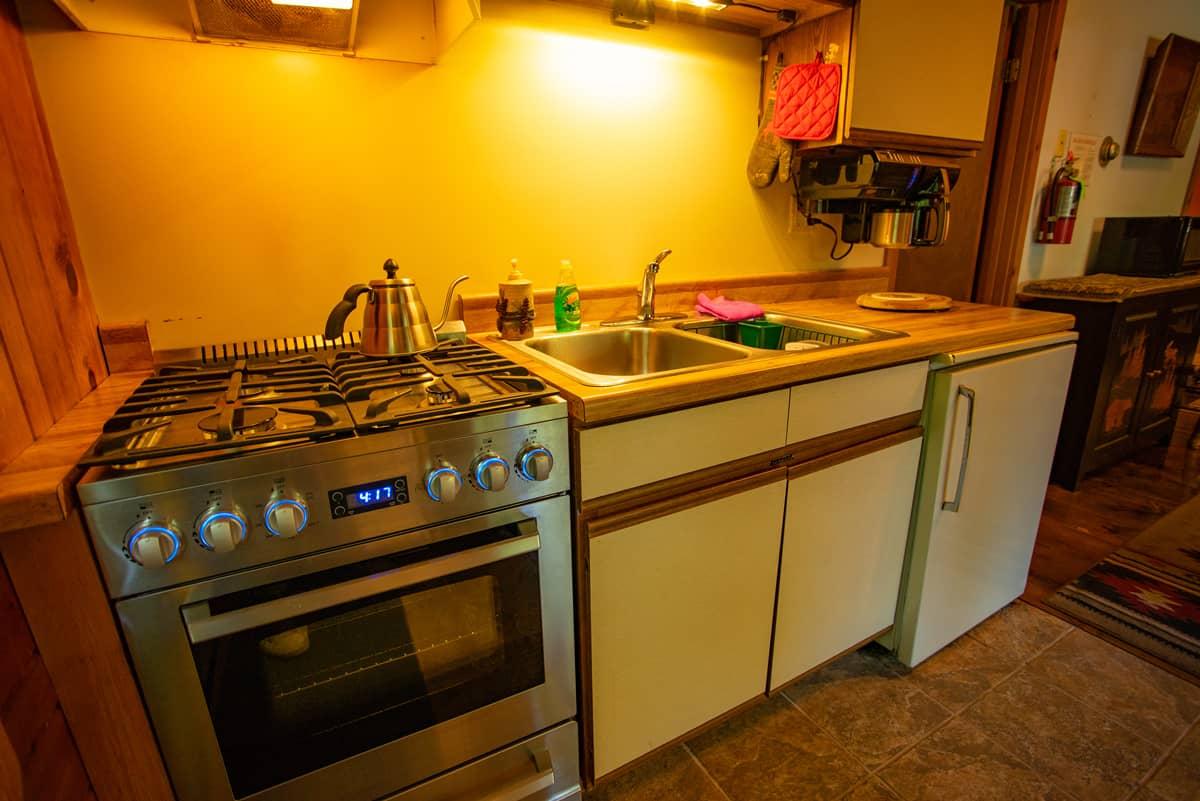 November Moon kitchen
