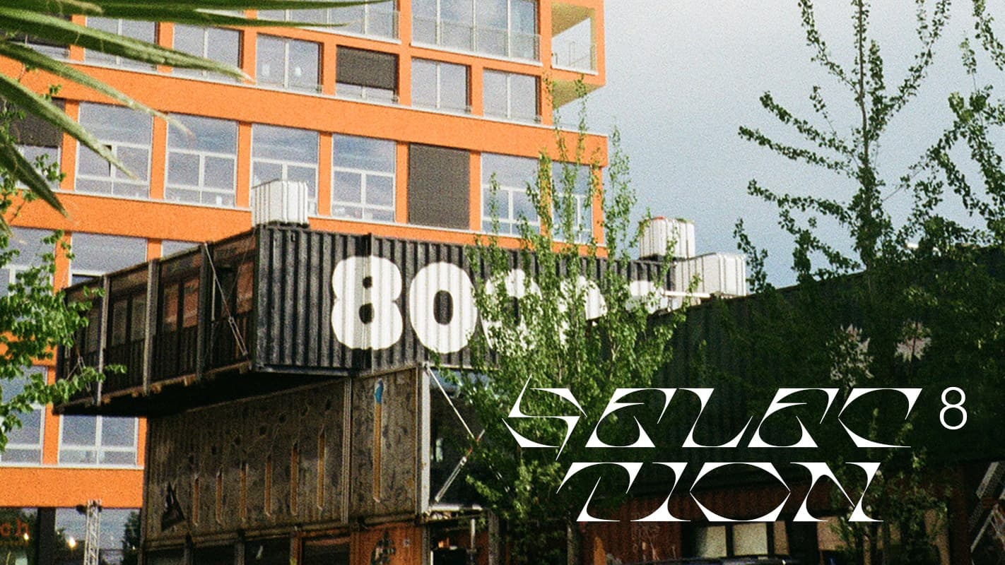 8 tracks from Munich producers selected by Radio 80000