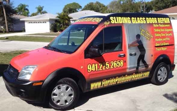 who is alexs sliding glass door repair