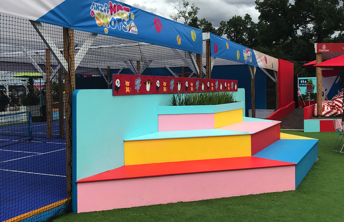 Temporary Structures and Event Design