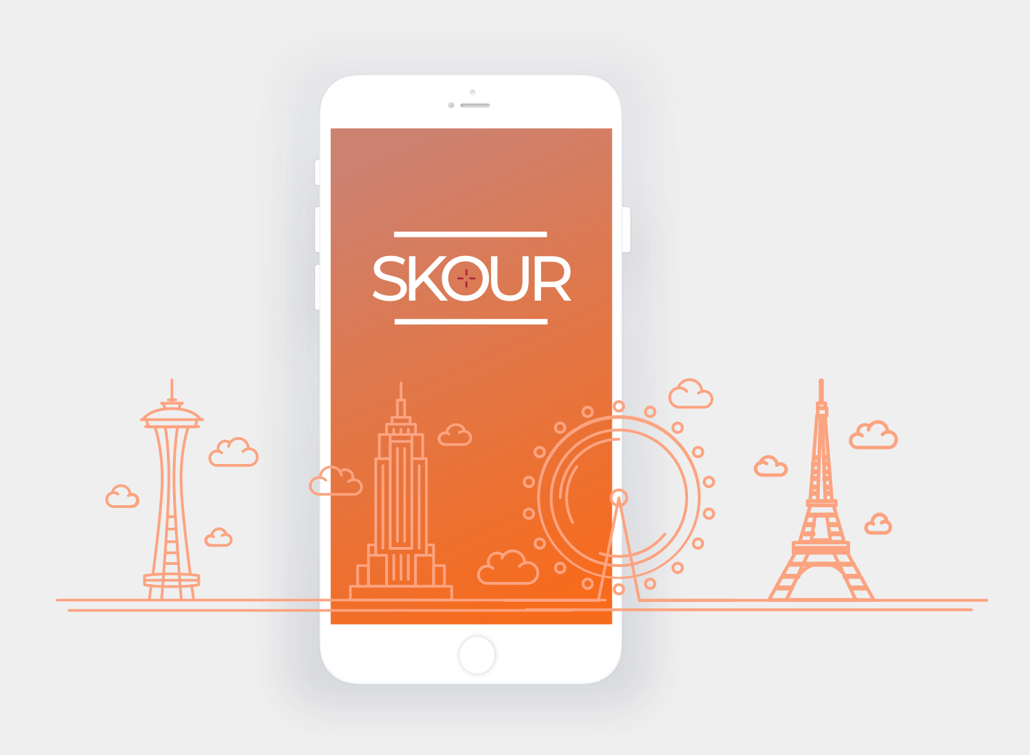 Skour - Retail Mobile App