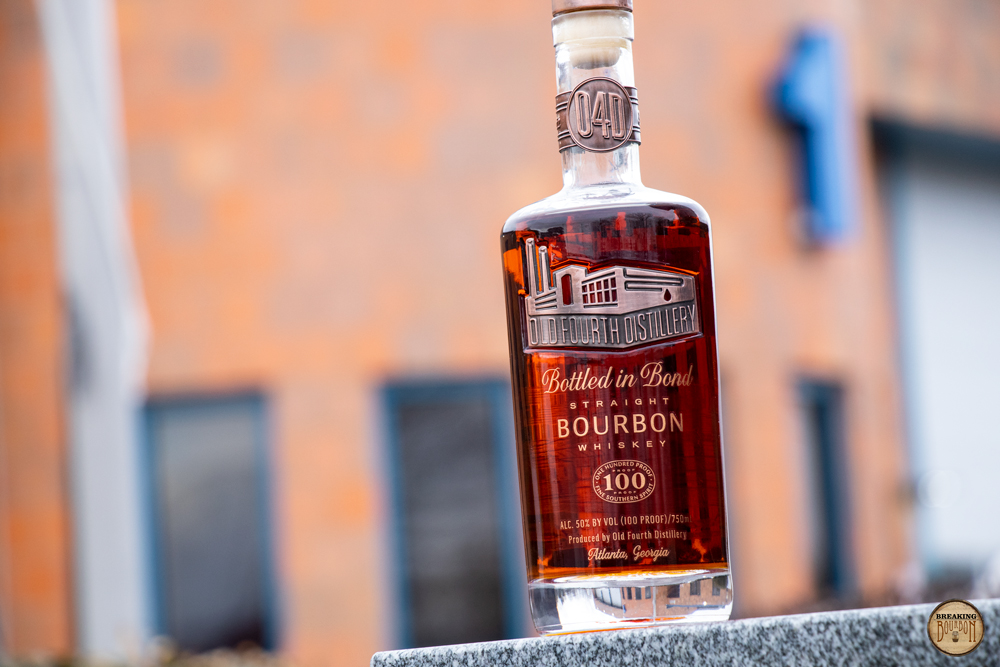Old Fourth Distillery Bottled in Bond Bourbon