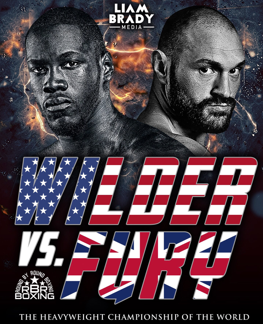 Heavyweight Boxing Champion Deontay Wilder Faces Tyson Fury